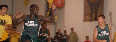 basketball-game-lake-delaware-boys-camp