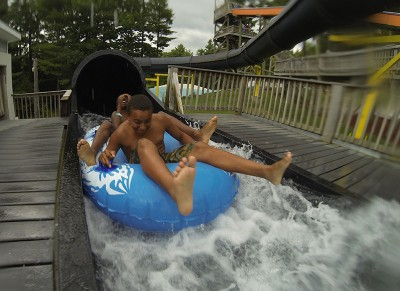 An LDBC waterpark outing